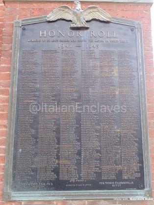 St. Leo's honor roll