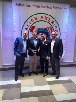Left to Right: Carmine Gangone, Joseph Quagliano, Gianpaolo Monzolillo, Mark Cardillo