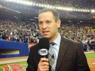 Jon Paul Morosi, FOX News Commentator and MLB Analyst