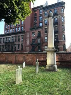 Another look at the monuments and gravestones in historic Little Italy