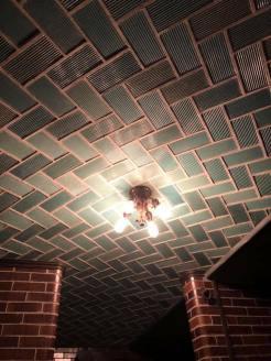 Gustavino tiling